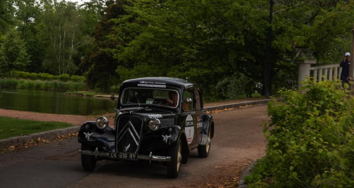 Citroën Traction avant : les photos des modèles présents pour les 100 ans