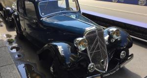 Citroën born Paris XV : 100 voitures pour les 100 ans de Citroën