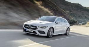 Mercedes CLA Shooting Break : commandes ouvertes, les prix