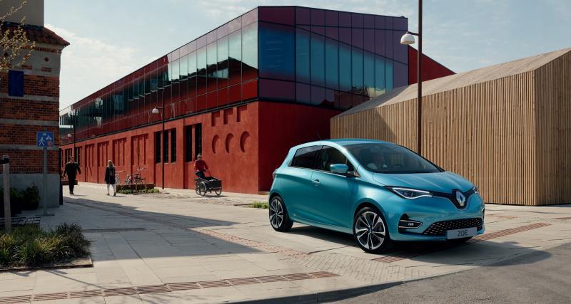 Nouvelle Renault ZOE : la citadine 100% électrique en vidéo