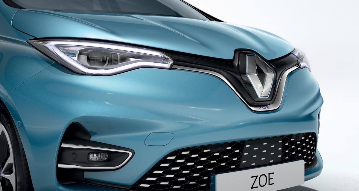 Nouvelle Renault Zoé : un best-seller électrique modernisé