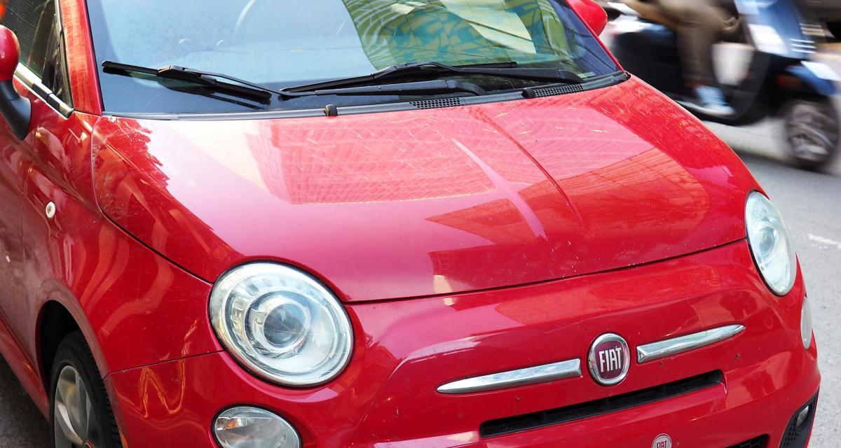 Flashé à 175 km/h en Fiat 500 sur une route limitée à 110
