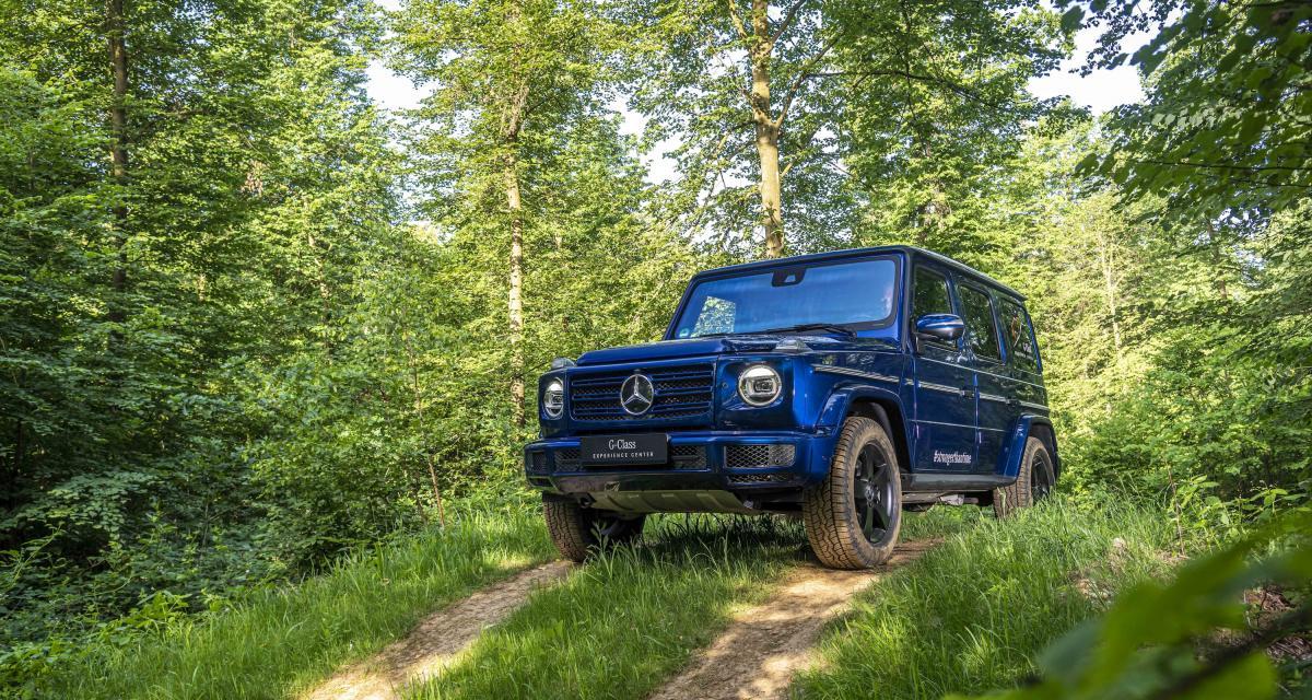 40 ans du Mercedes Classe G : toutes les photos des séries spéciales du 4x4