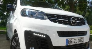 Opel Zafira Life : les photos de notre essai du nouveau van germanique