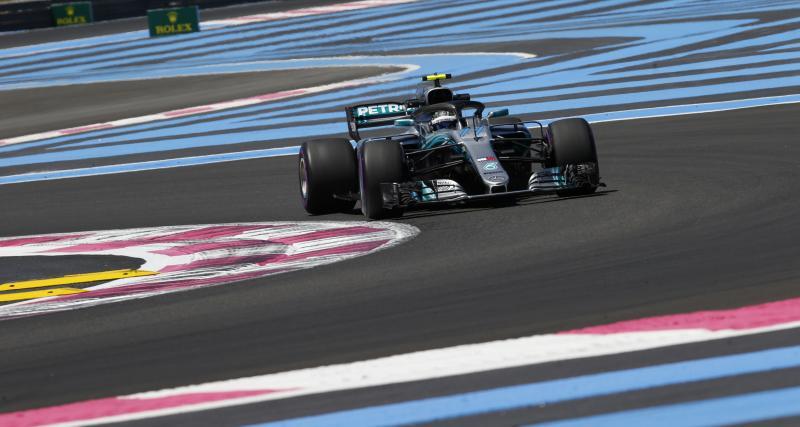 GL events: aménage le Grand Prix de France de Formule 1