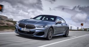 BMW Série 8 Gran Coupé : toutes les photos du coupé quatre portes