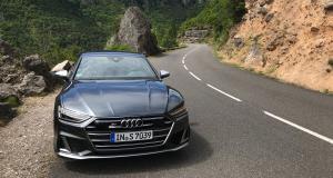 Essai Audi S7 : les premières photos de notre essai