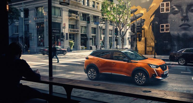 Nouveau Peugeot 2008: toutes les photos du SUV