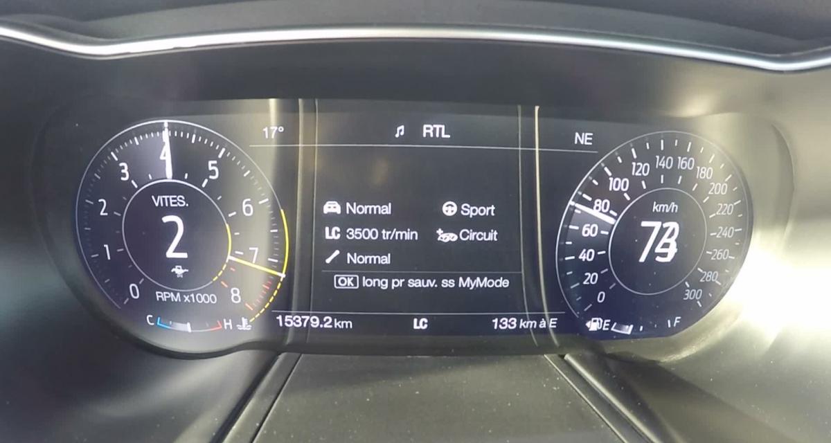 Ford Mustang Bullit : à fond de compteur sur le circuit des 24 Heures du Mans