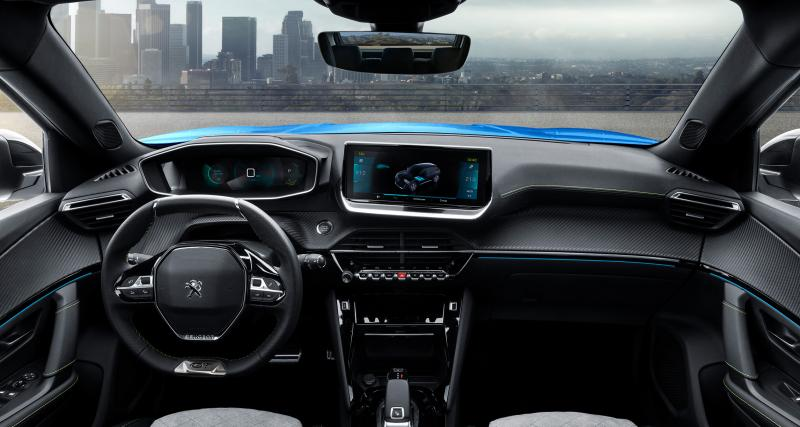 Nouveau Peugeot 2008: aussi en électrique!
