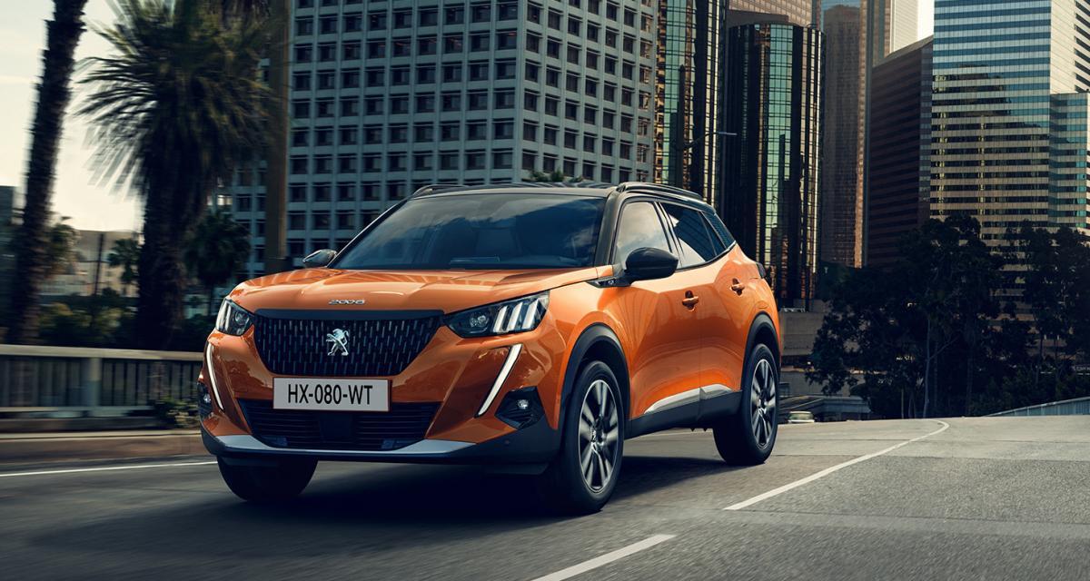 Nouveau Peugeot 2008 : le petit SUV griffé