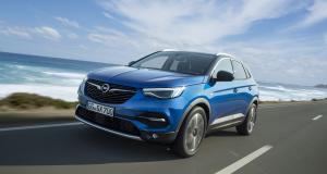 Opel Grandland X : le SUV à tout faire discrètement