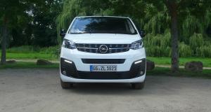 Essai de l'Opel Zafira Life : le van qui ne dit pas son nom