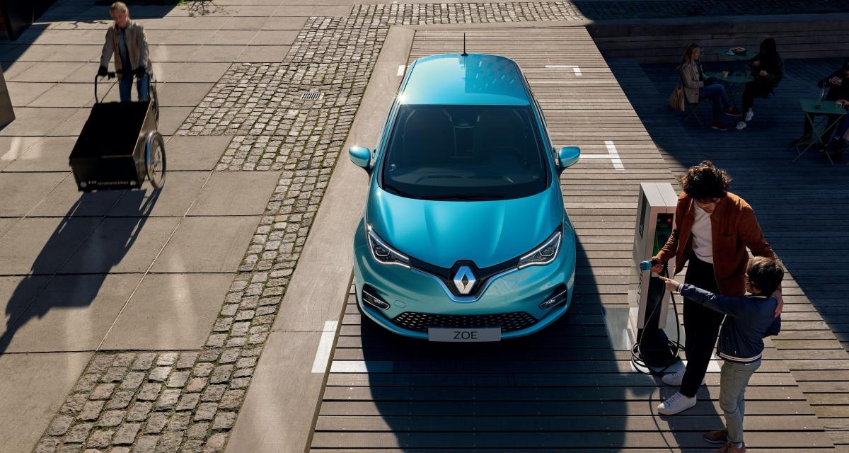 La nouvelle Renault Zoé en 4 points