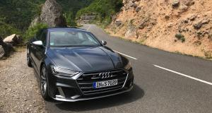 Essai de l'Audi S7 TDI : nos impressions au volant de la nouvelle limousine sportive allemande