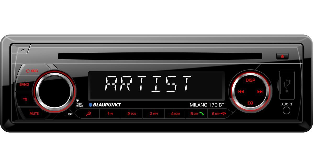 Un autoradio Bluetooth USB à petit prix chez Blaupunkt