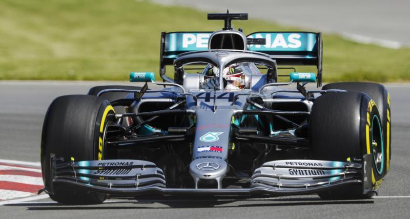 GP de France de F1 : vivez un tour embarqué avec Hamilton au Castellet en vidéo