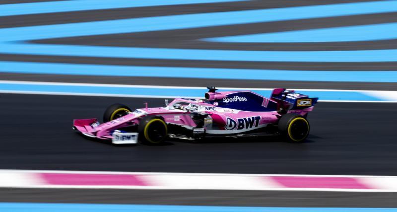 Les qualifications du Grand Prix de France en streaming