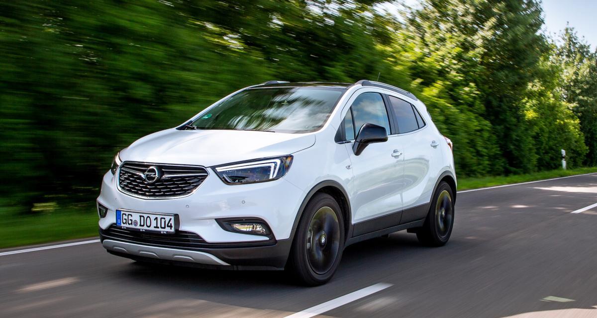 L'Opel Mokka X : polyvalence mesurée