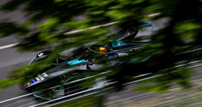 Formule E : l'énorme carambolage au E-Prix de Berne en vidéo
