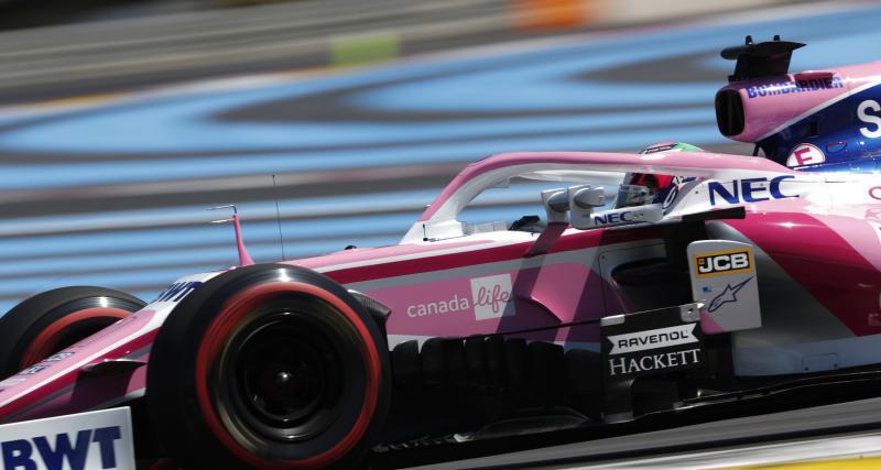 Le Grand Prix de France en direct à la télévision