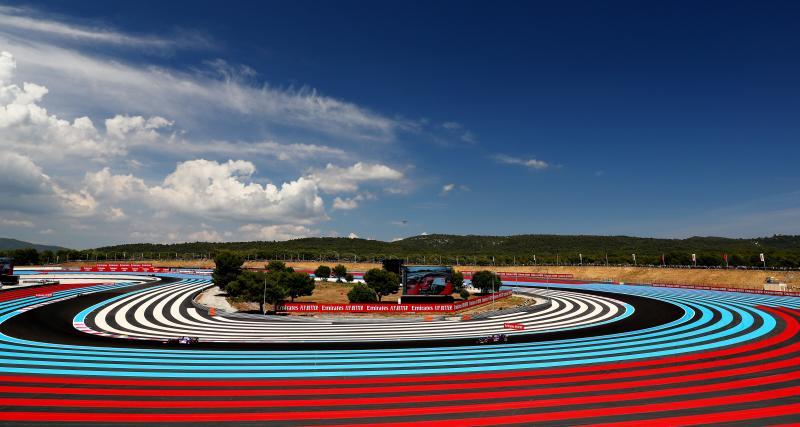 Le Grand Prix de France en direct streaming vidéo