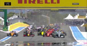 GP de France : le replay du départ en vidéo