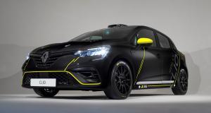Renault Clio Cup, Clio Rally et Clio RX: toutes les photos, toutes les infos