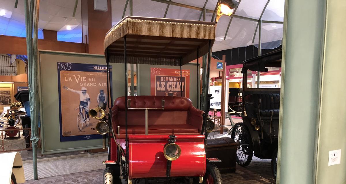 Musée de l'Aventure Peugeot : nos photos exclusives