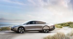 Lightyear One : la voiture électrique aux 725 km d'autonomie