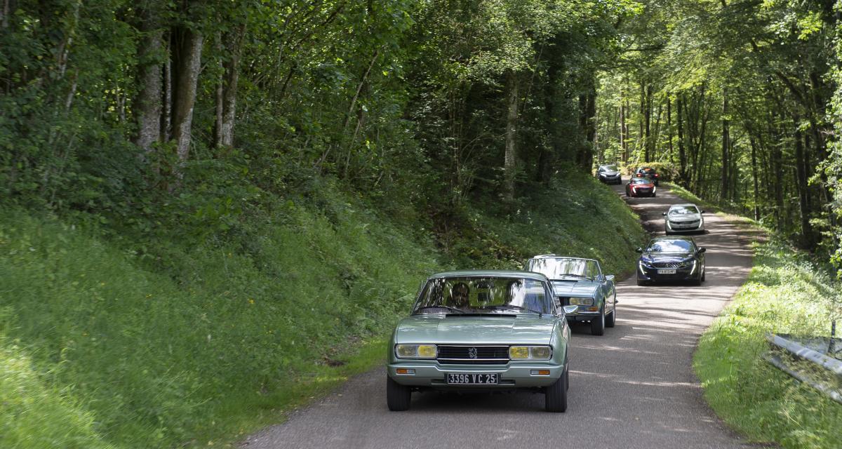 Spirit of France by Peugeot : un road-trip bleu, blanc, rouge