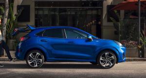 Ford Puma : toutes les photos du nouveau crossover urbain à l'ovale