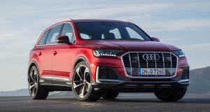 Audi Q7(2020): toutes les photos du lifting estival