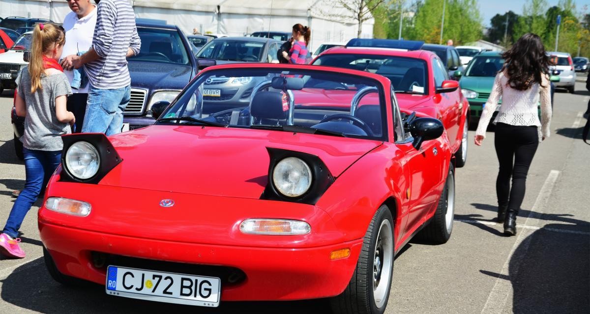 Mazda MX-5 NA : les jalons de la gloire