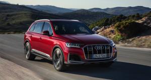 Restylage de l'Audi Q7 : le SUV passe au lifting