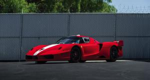 Ferrari FXX : toutes les photos de la Ferrari la plus exclusive de la collection Ming