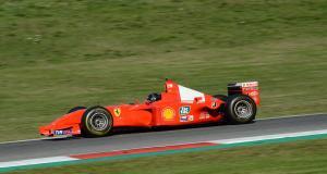 La Ferrari F2002 de Schumi aux enchères