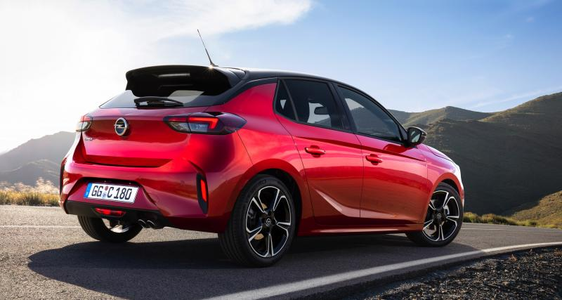Nouvelle Opel Corsa : toutes les photos des versions essence et diesel