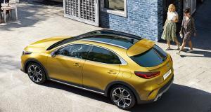 Kia XCeed : toutes les photos du SUV compact coupé