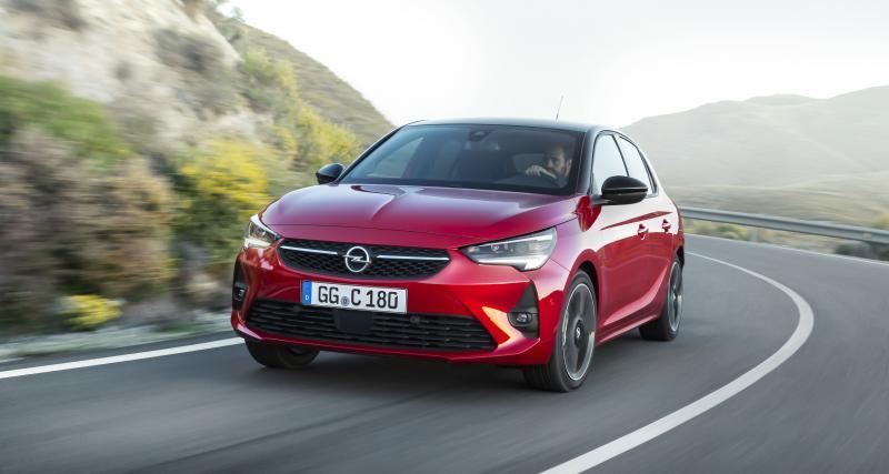 Opel Corsa 6ème génération : elle dévoile ses moteurs thermiques