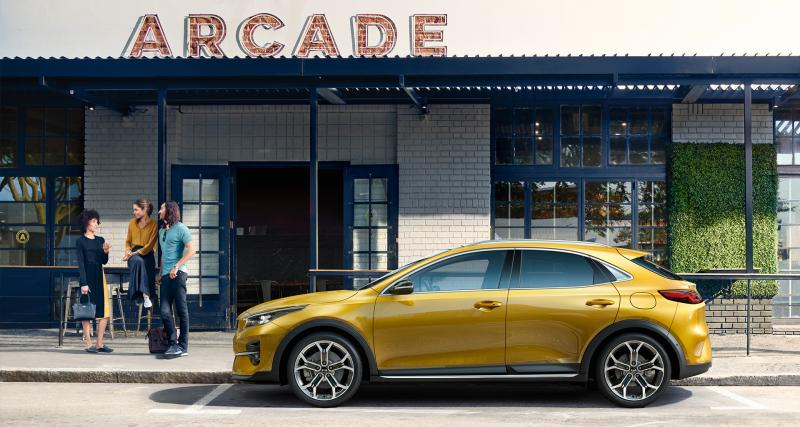 Le nouveau Kia XCeed : un nouveau petit SUV sauce coupé