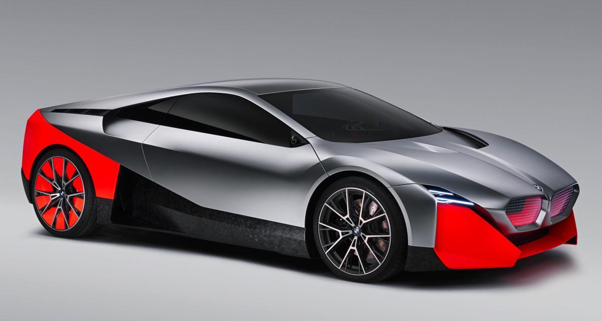 BMW Vision M Next : le concept en 3 points
