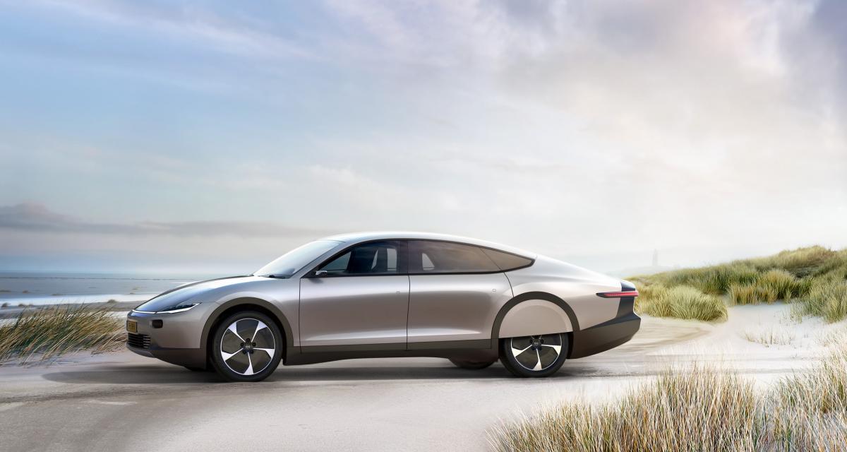 """Lightyear One : la nouvelle """"green-car"""" grande autonomie en trois points"""