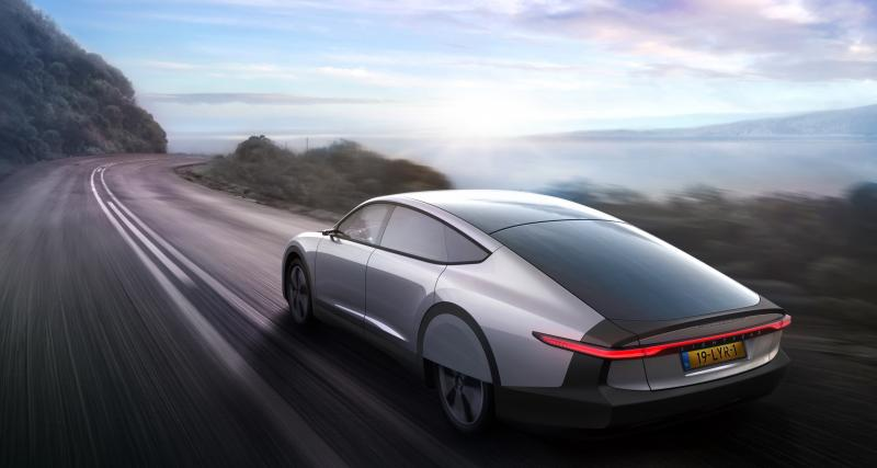 Comment la Lightyear One peut atteindre une autonomie de 725 km ?