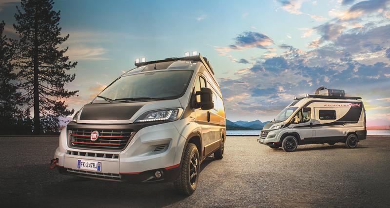 Camping-car: le Fiat Ducato encore plus performant avec sa boîte à neuf rapports