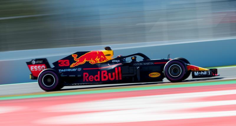 GP d'Autriche de F1 : victoire de Max Verstappen avec Red Bull, le classement complet