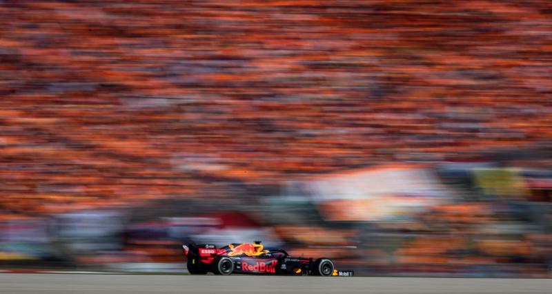 Grand Prix d'Autriche de F1 : le départ en vidéo
