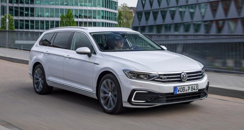 Essai de la VW Passat SW GTE: nos impressions au volant du break hybride rechargeable de Volkswagen