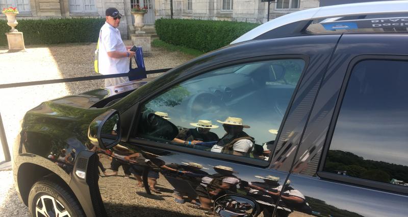 Dacia Duster pick-up : prêt pour affronter la piste