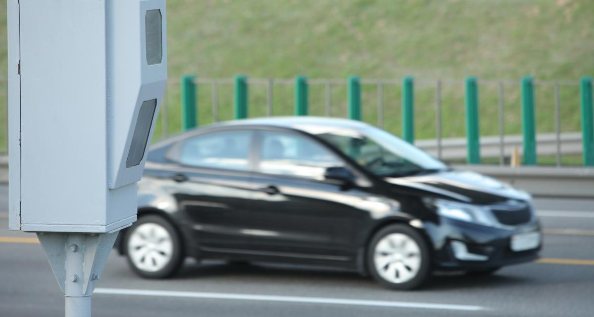 Un automobiliste flashé au volant à plus de 200 km/h
